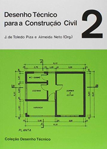 9788512130309: Desenho Técnico Para a Construção Civil - Volume II (Em Portuguese do Brasil)