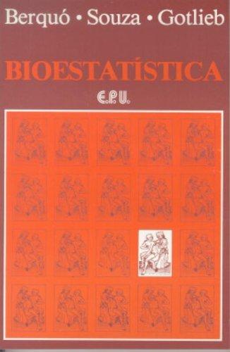 9788512402802: Bioestatistica