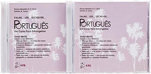 Falar.Ler.Escrever.Portugues: Um Curso Para Estrangeiros: Lima, Emma Eberlein
