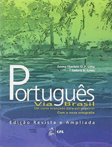 Portugues Via Brasil: Lima, Emma Eberlein