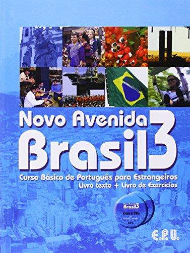 Novo Avenida Brasil: Book/exercise book/CD 3: Camus, Albert