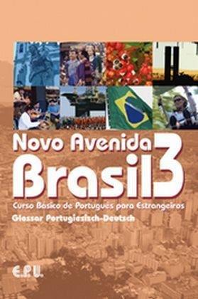9788512546209: Novo Avenida Brasil, Bd.3 Glossar Portugiesisch-Deutsch