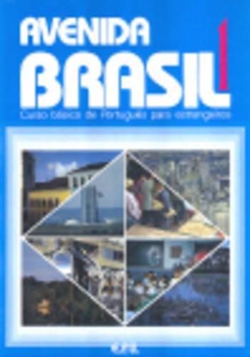 9788512547008: Avenida Brasil 1 Aluno (Portuguese Edition)