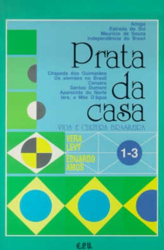 Prata Da Casa 1-3 (Portuguese Edition): Vera Levy, Eduardo