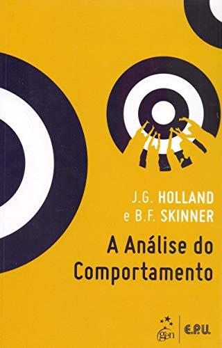 9788512630700: A Analise do Comportamento (Em Portuguese do Brasil)