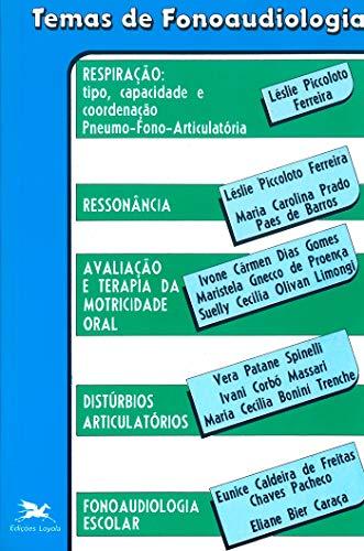 9788515003433: TEMAS DE FONOAUDIOLOGIA