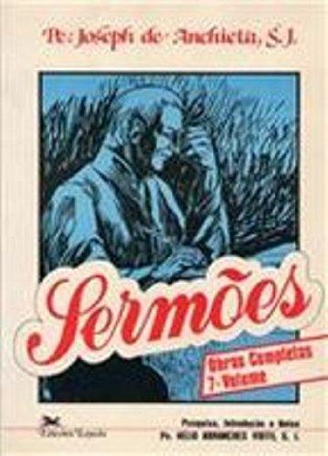 9788515035144: Sermoes De Anchieta (Em Portuguese do Brasil)