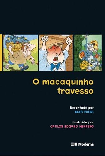 9788516013370: Macaquinho Travesso (Em Portuguese do Brasil)