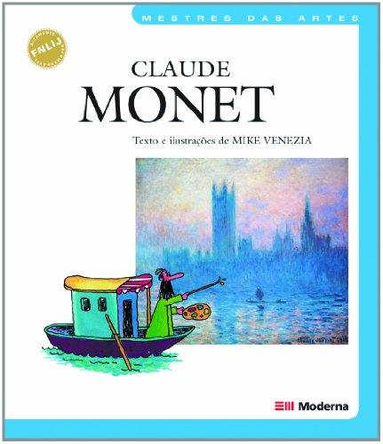 9788516015121: Claude Monet