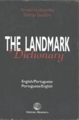 The landmark dictionary : English/Portuguese, Portuguese/English /: Arnon & Sanders,