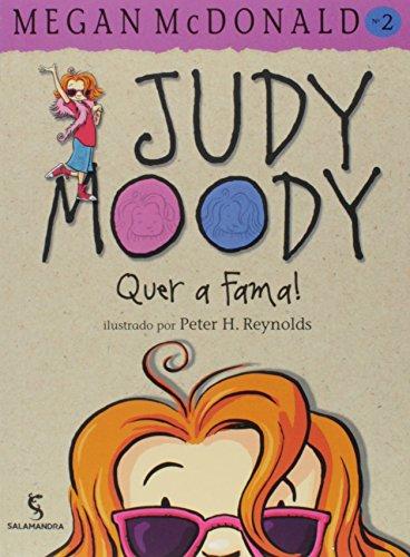 Judy Moody Quer A Fama (Em Portugues do Brasil): Megan Mcdonald