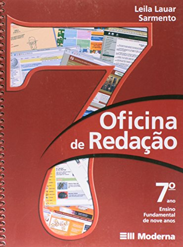 9788516056339: OFICINA DE REDACAO - 7º ANO - ANTIGA 6ª SERIE - 3ª EDICAO - 3 ED.