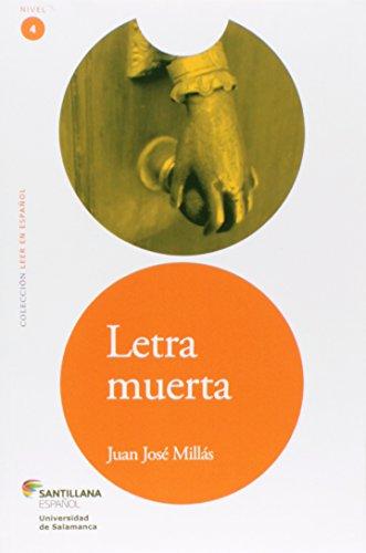9788516073589: Letra Muerta (Em Portuguese do Brasil)