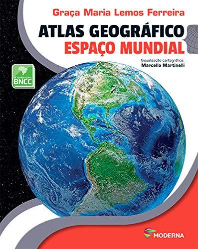 9788516089269: Atlas Geográfico. Espaço Mundial (Em Portuguese do Brasil)