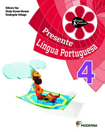 9788516097479: Presente Língua Portuguesa 4º Ano (Em Portuguese do Brasil)