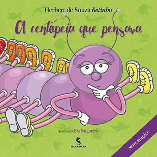 9788516102227: A Centopéia Que Pensava (Em Portuguese do Brasil)
