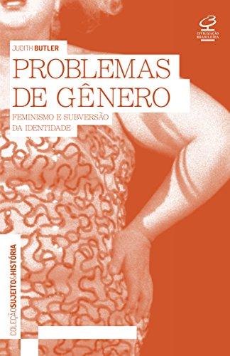 9788520006115: Problemas do Gênero: Feminismo e Subversão de Identidade