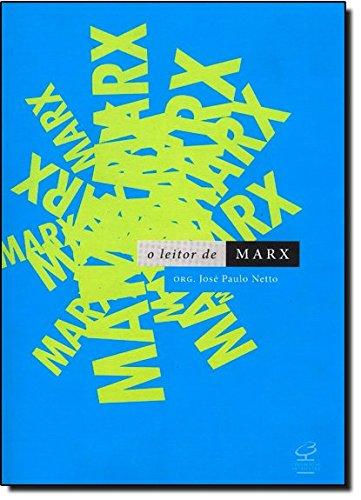 9788520009246: O Leitor de Marx (Em Portuguese do Brasil)