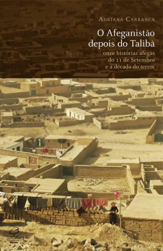 9788520010723: Afeganistao Depois do Taliba (Em Portugues do Brasil)