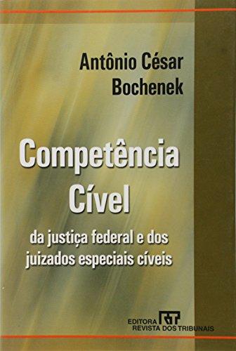 9788520326008: Competencia Civel