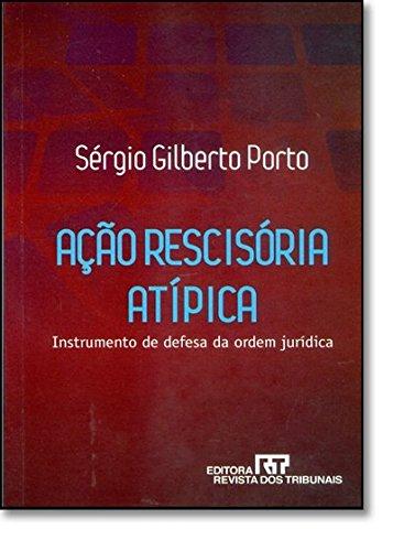 9788520334775: A��o Rescis�ria At�pica (Em Portuguese do Brasil)