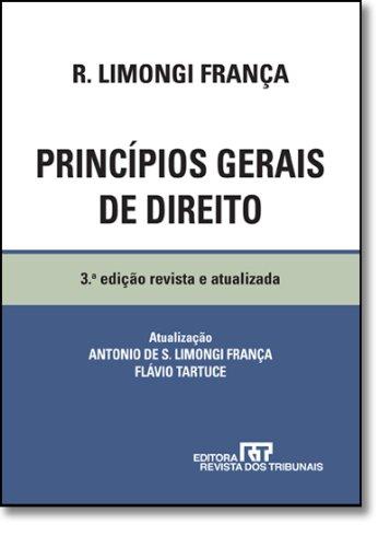 9788520337301: Principios Gerais de Direito