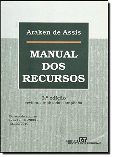 9788520338681: Manual DOS Recursos