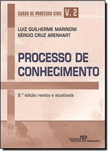 9788520339008: Curso de Processo Civil: Processo de Conhecimento - Vol.2
