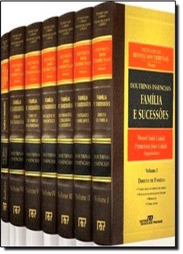 9788520340998: Doutrinas Essenciais. Família e Sucessões - 7 Volumes. Coleção Completa (Em Portuguese do Brasil)