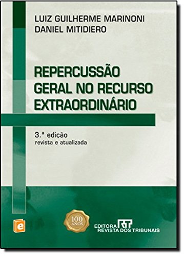 9788520341698: Repercussao Geral No Recurso Extraordinario