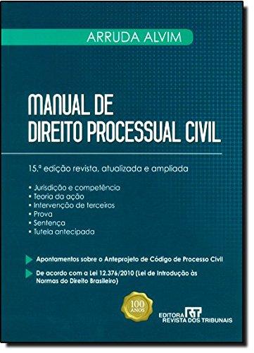 9788520342480: Manual de Direito Processual Civil