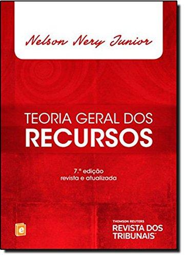 9788520342817: Teoria Geral dos Recursos - 2014
