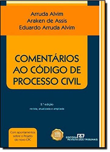 9788520344866: Comentarios ao Codigo de Processo Civil