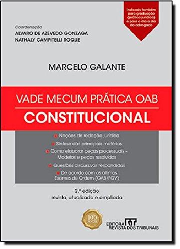 9788520345726: Vade Mecum Pratica Oab: Constitucional