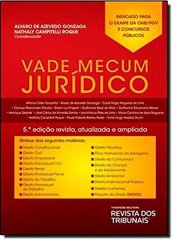 9788520346600: Vade Mecum Juridico