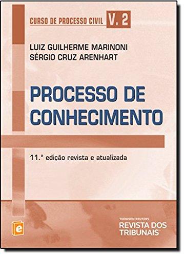 9788520346631: Curso de Processo Civil: Processo de Conhecimento - Vol.2
