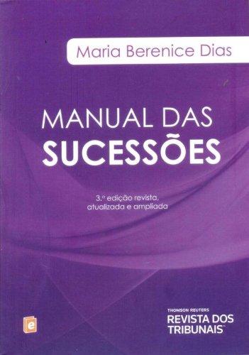 9788520347522: Manual das Sucessões
