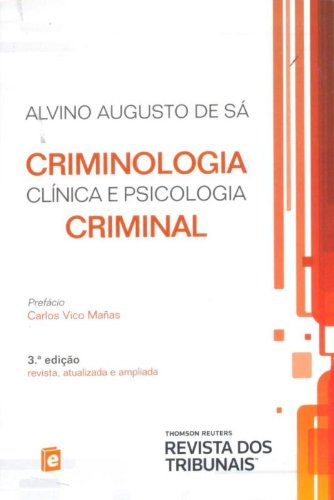 9788520347904: Criminologia Clinica e Psicologia Criminal