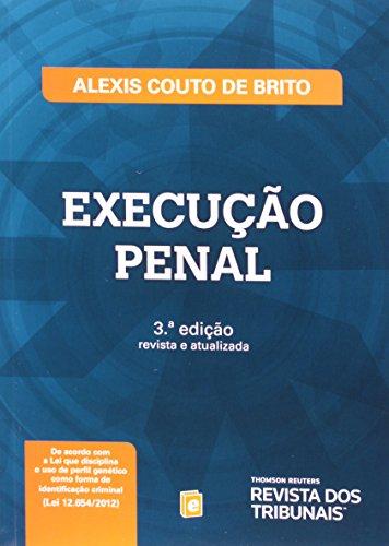 9788520348086: Execução Penal (Em Portuguese do Brasil)