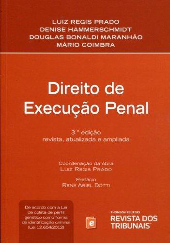 9788520348208: Direito de Execucao Penal