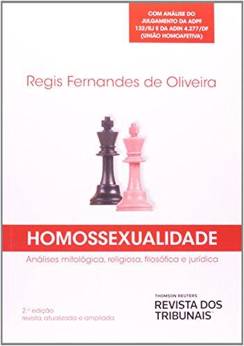 9788520348215: Homossexualidade: Analises Mitologica, Religiosa, Filosofica e Juridica