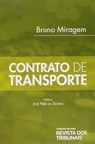 9788520350324: Contrato de Transporte