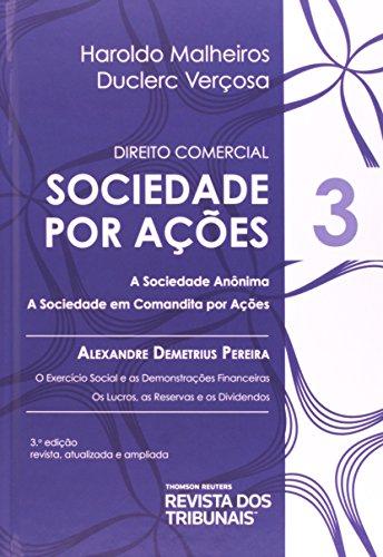 9788520350379: Direito Comercial: Sociedades Por Acoes - Vol.3