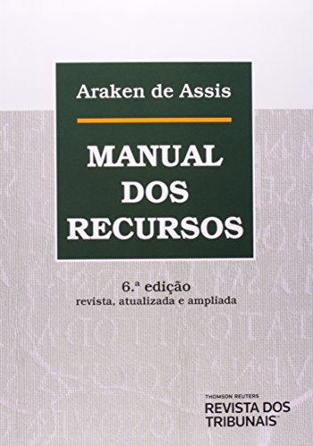 9788520351017: Manual Dos Recursos