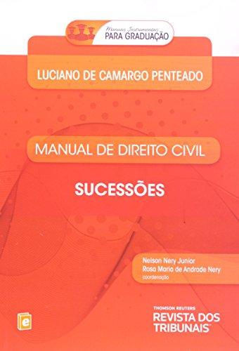 9788520351512: Manual de Direito Civil: Sucessoes