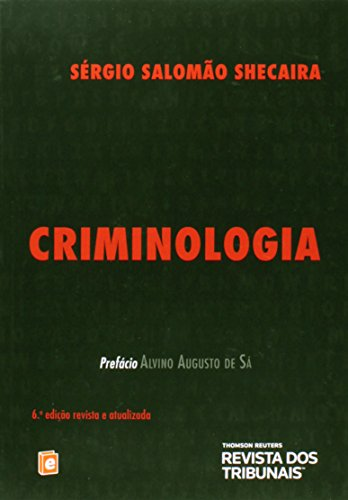 9788520352526: Criminologia