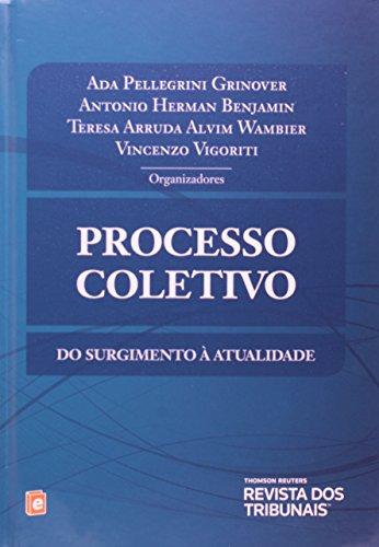 9788520352939: Processo Coletivo. Do Surgimento à Atualidade (Em Portuguese do Brasil)