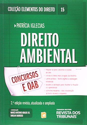 9788520353264: Direito Ambiental: Difusos e Coletivos - Vol.15 - Colecao Elementos do Direito