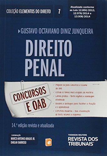 9788520355701: Direito Penal - Vol.7 - Colecao Elementos do Direito