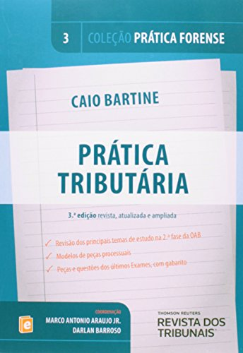 9788520357880: Pratica Tributaria - Vol.3 - Colecao Pratica Forense